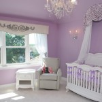 Lavender Baby's Room | Millburn NJ | Distinctive Interior Designs