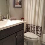 Lake House 2nd Bath | Marlton NJ | Distinctive Interior Designs
