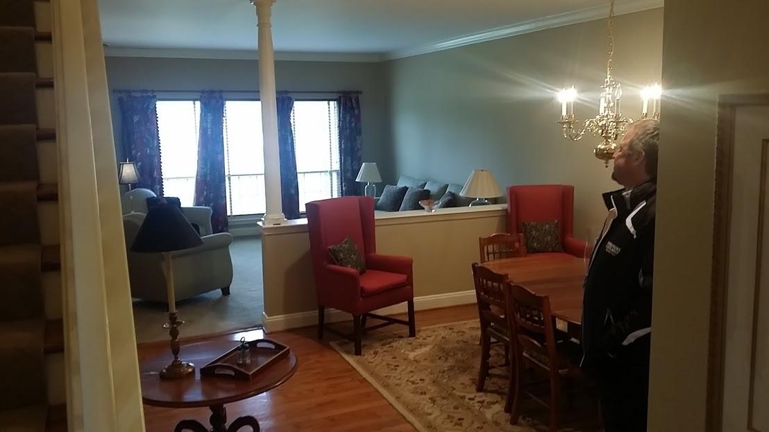 Lake House Living & Dining | Marlton NJ | Distinctive Interior Designs