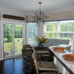 Mock Roman Valances | Moorestown NJ | | Distinctive Interior Designs