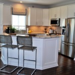 New Backsplash Molding Accents Kitchen | Moorestown NJ | | Distinctive Interior Designs