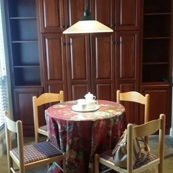 Lake House Kitchen Before | Marlton NJ | Distinctive Interior Designs