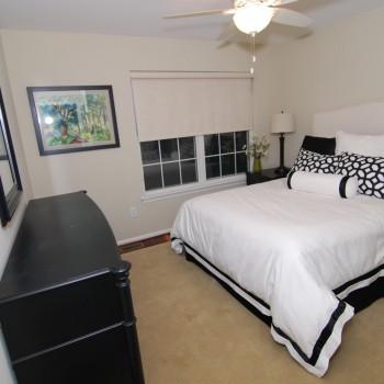 Lake House Bedroom 3 | Marlton NJ | Distinctive Interior Designs