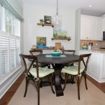 Lake House Dinette After | Marlton NJ | Distinctive Interior Designs