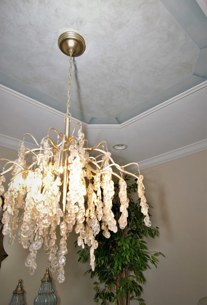 Lake House Dining Room Chandelier