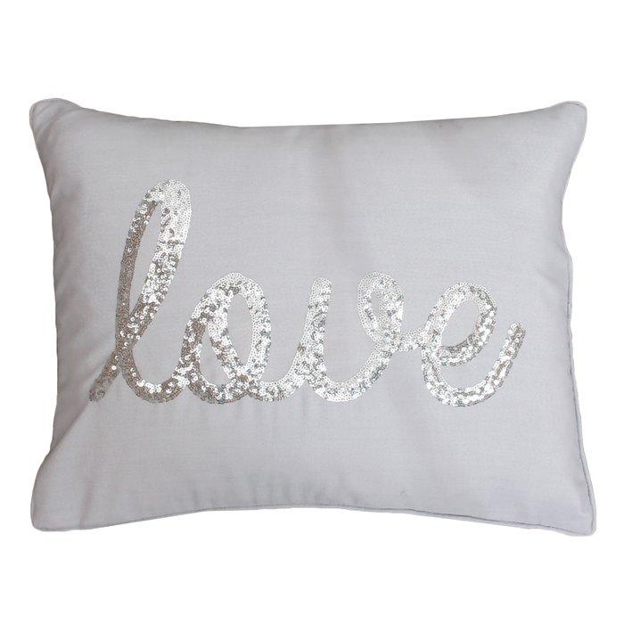 Love+Sequin+Lumbar+Pillow