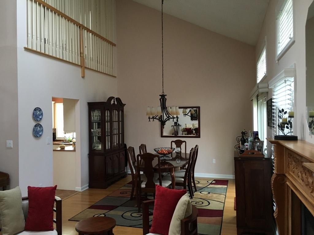 Dining Room before redesign