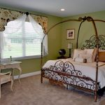 Master bedroom redesign custom window treatments by Distinctive Interior Designs in Philly & South Jersey