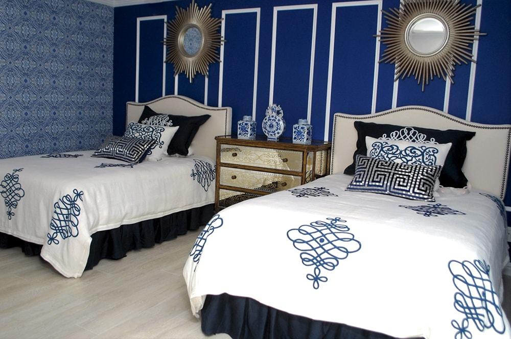 Bedroom Design Ideas | Distinctive Interior Designs | Nicole Lorber