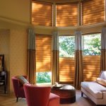 Blinds and shutters by top New Jersey and Philadelphia interior design firm Distinctive Interior Designs