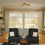 custom window treatments by NJ and PA interior design firm Distinctive Interior Designs