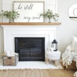 White Washed Brick Fireplace Inspiration | Haddon Heights NJ | Distinctive Interior Designs