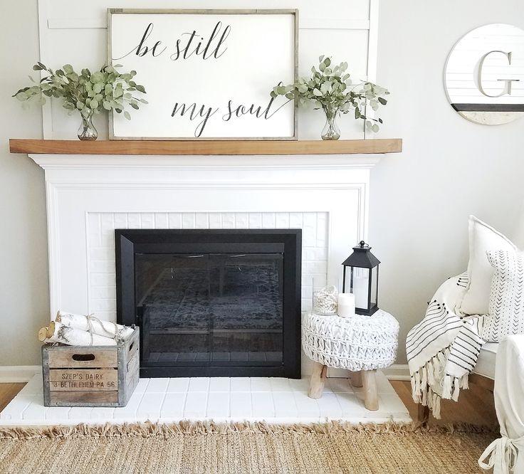 Inspiraton For White Washed Brick Fireplace Haddon Heights Nj Distinctive Interior Designs