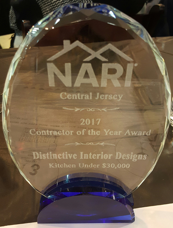 NARI CotY Award 2017 | Distinctive Interior Designs | Marlton, NJ