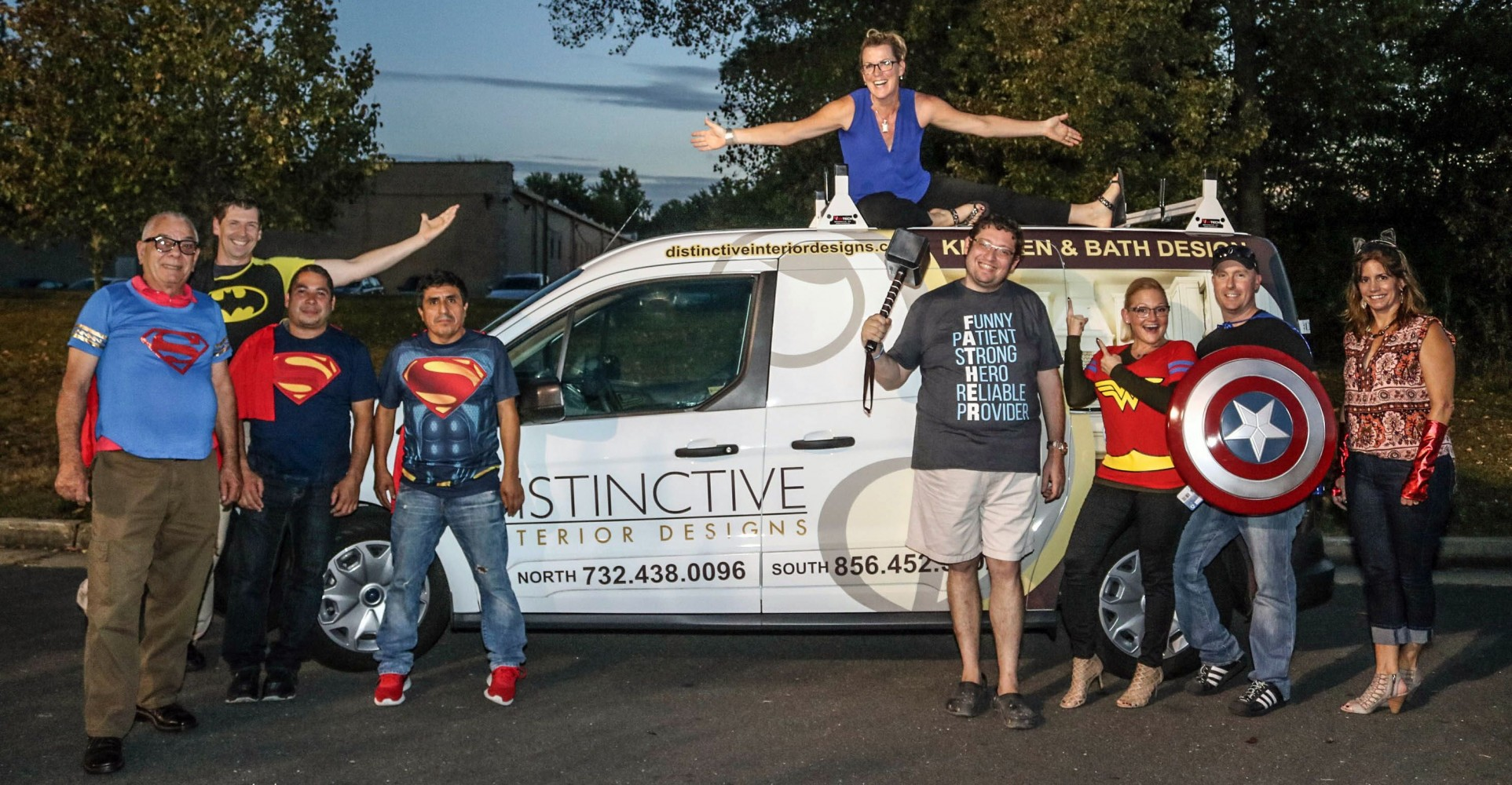 Super Heroes with Nicole Lorber | Northern New Jersey | Distinctive Interior Designs