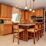 Kitchen renovation by full service NJ interior design firm Distinctive Interior Designs