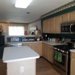Kitchen before Renovation | Pennington NJ | Distinctive Interior Designs