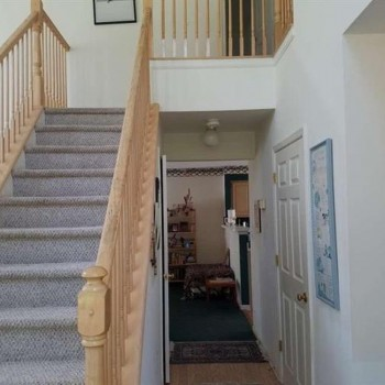 Steps before Renovation | Pennington NJ | Distinctive Interior Designs