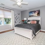 Teen Bedroom Grey Blush | Distinctive Interior Designs