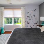 Teen Bedroom Grey Blush 2 | Distinctive Interior Designs