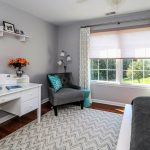 Teen Bedroom Grey Blush 3 | Distinctive Interior Designs