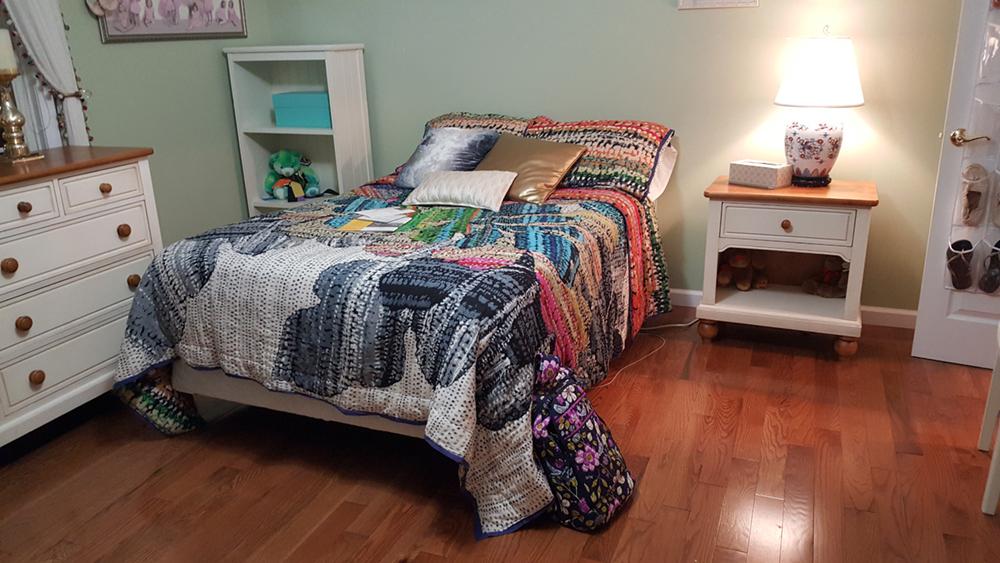 Amy's Room - Before | Distinctive Interior Designs