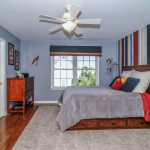 Teen Cavalier Fan Room | Monroe NJ | Distinctive Interior Designs
