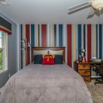 Teen Room Specialty Striped Paint | Monroe NJ | Distinctive Interior Designs