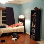Teen Room Before | Monroe NJ | Distinctive Interior Designs