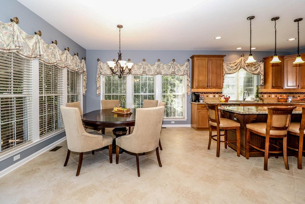 Traditional Kitchen Tile Furniture | Monroe NJ | Distinctive Interior Designs