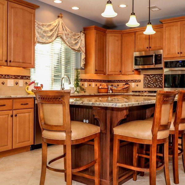 Kitchen Renovation Interior Design | Marlton, NJ | Distinctive Interior Designs