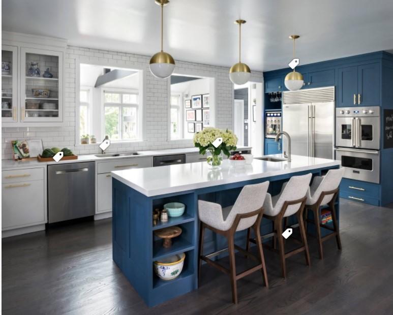 Happy colorful kitchen marlton nj distinctive interior for Distinctive interior designs