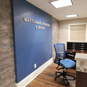Corporate Reception Design | Cherry Hill, NJ | Distinctive Interior Designs