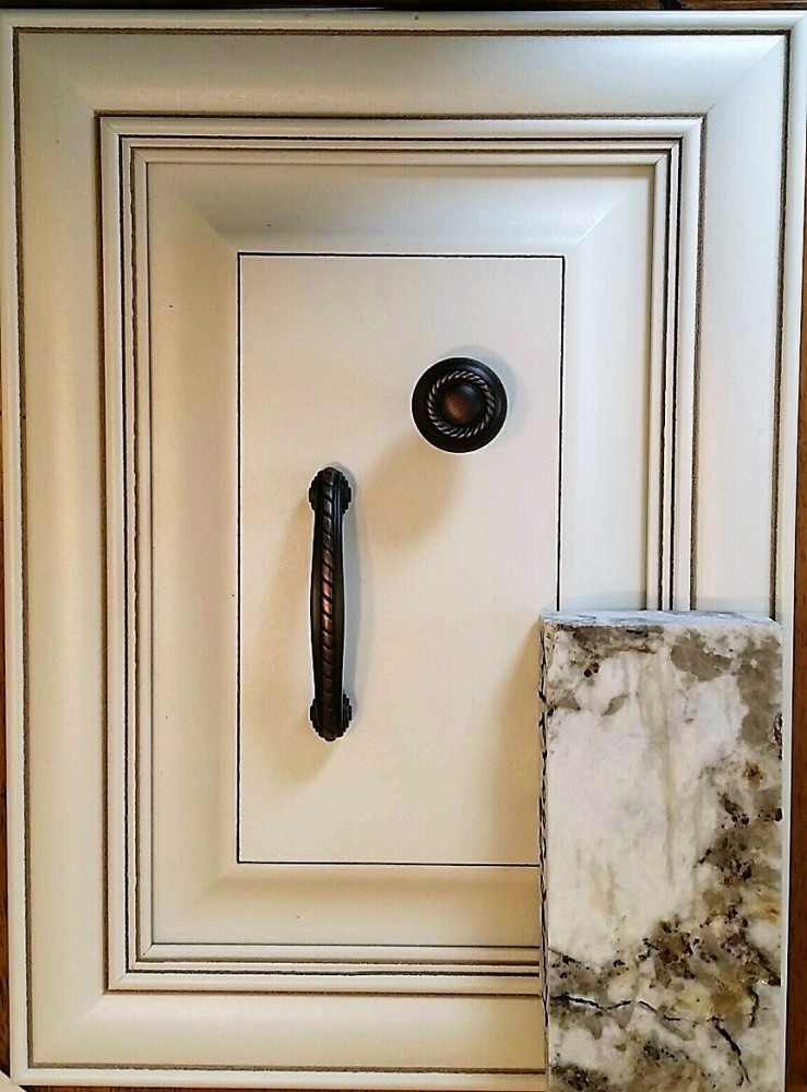 Cabinet style and hardware