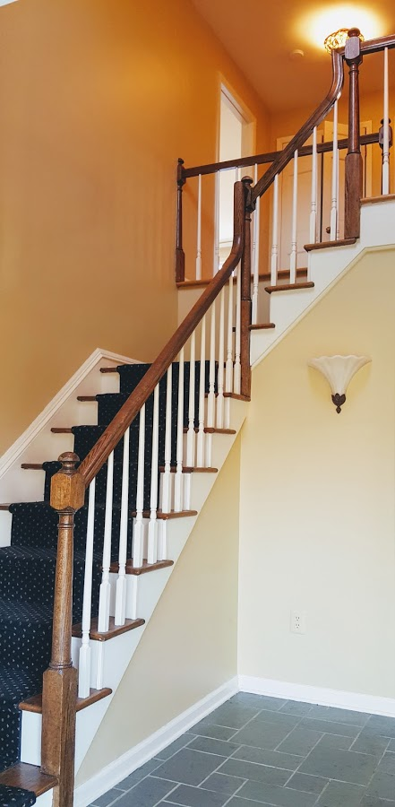 Old Entry Stairs | Distinctive Interior Designs