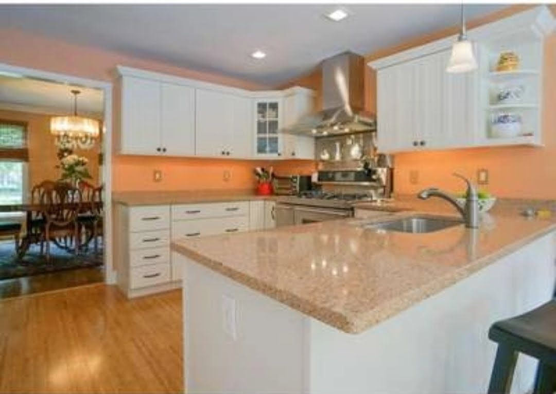 Kitchen project before photo Distinctive Interior Designs Interior Design firm NJ PA