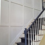 Distinctive entry and stairs | South Jersey | Distinctive Interior Designs