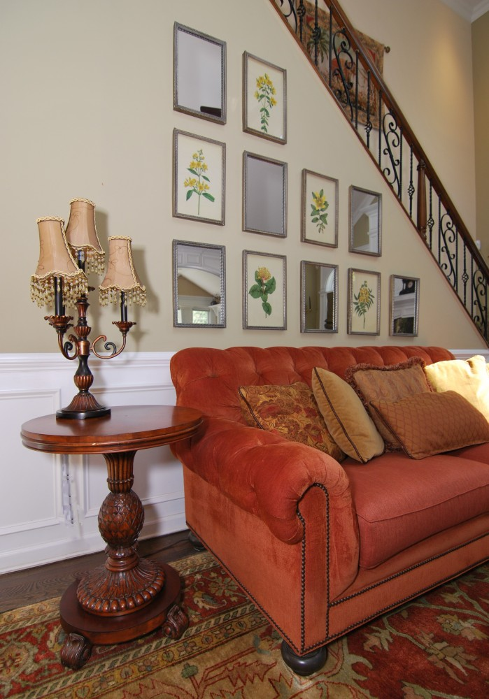 Uttermost mirror wall decor | Montgomery NJ | Distinctive Interior Designs