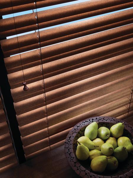 Modern Precious Metal aluminum blinds