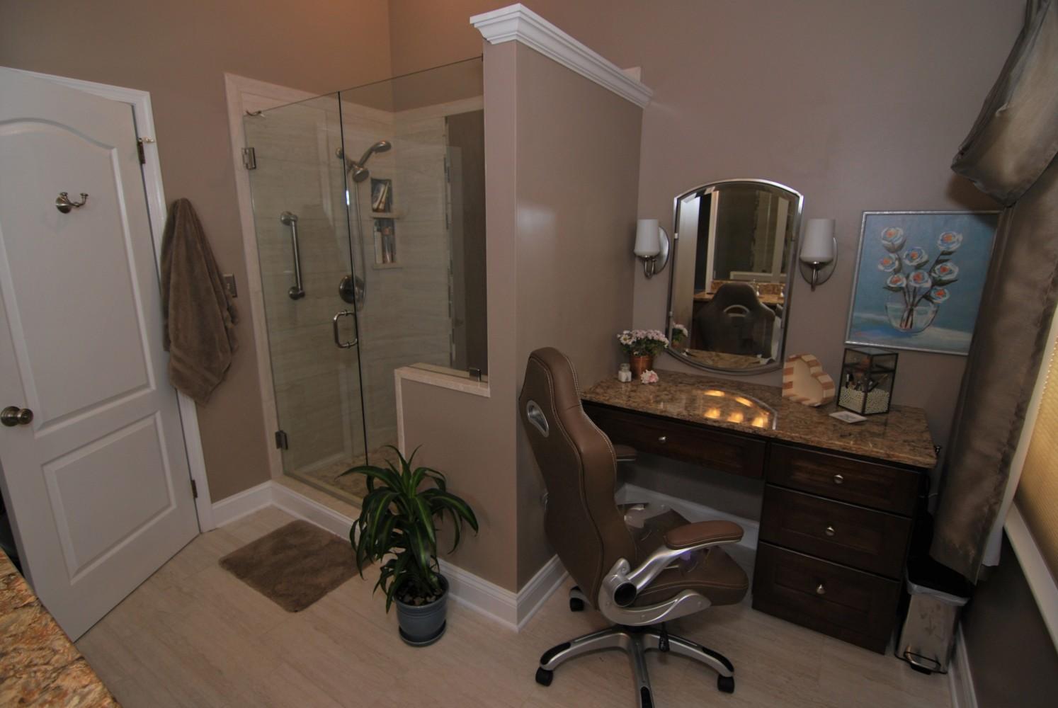 Philly Bathroom Redesign | Marlton NJ | Distinctive Interior Designs