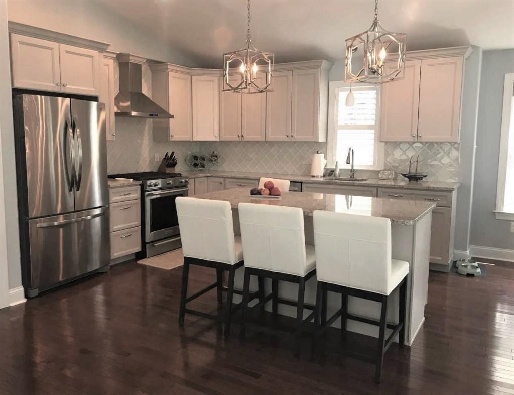 Beach House Kitchen Design | Cape May NJ | Distinctive Interior Designs