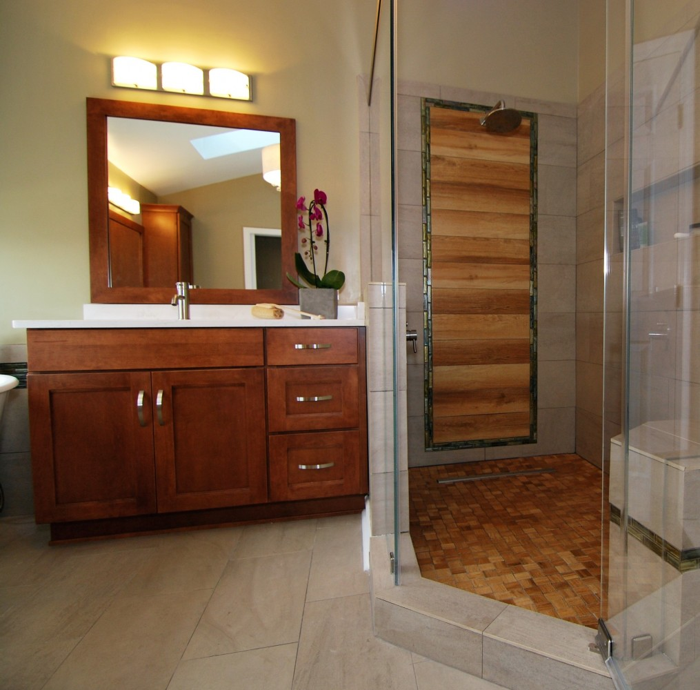 Incredible Master Bath Transformation | Cherry Hill NJ | Distinctive Interior Designs