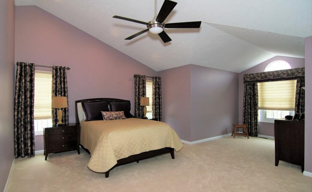 Refreshed Master Bedroom | Cherry Hill NJ | Distinctive Interior Designs