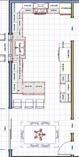 Floor plan opt 1