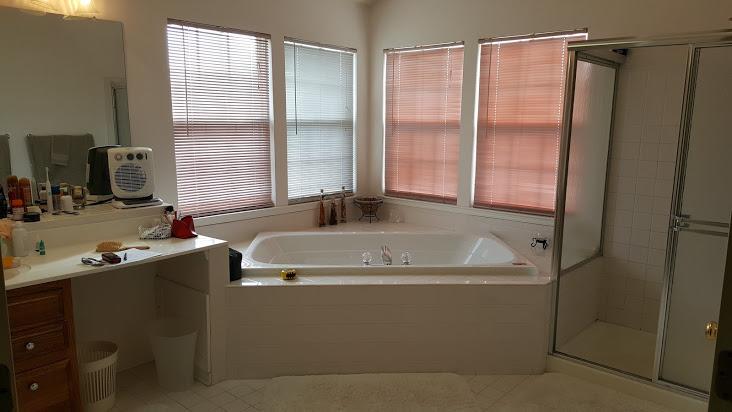 master tub before