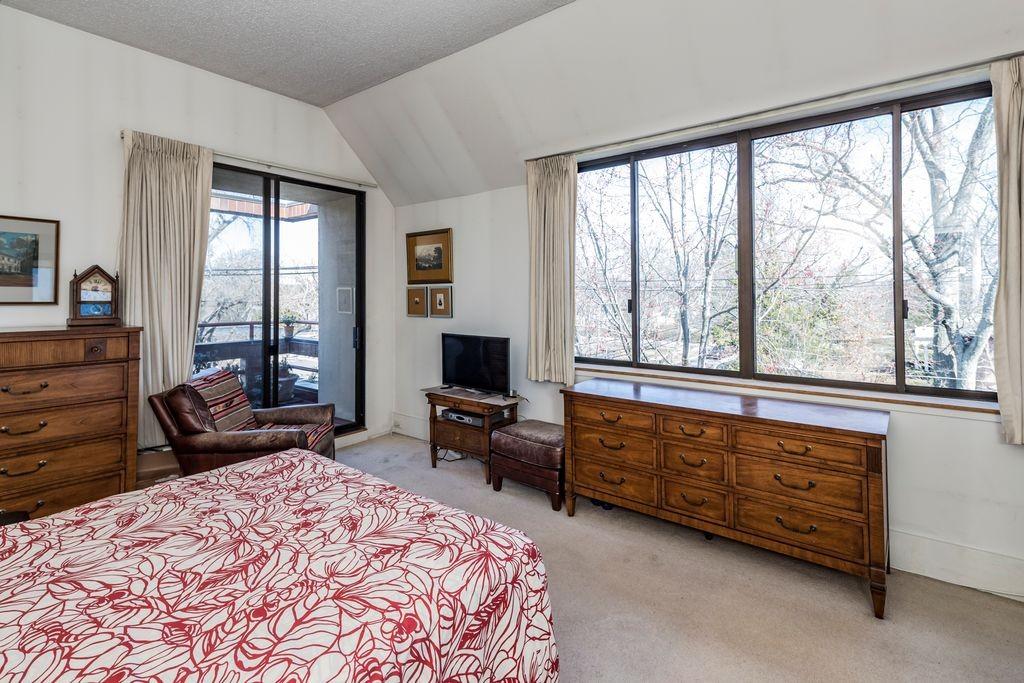 1 Markham Ste 3E Master bedroom