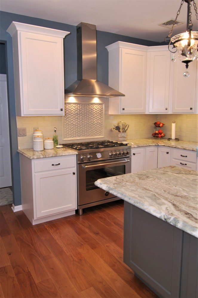 36 inch stainless steel hood and rnage