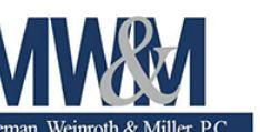 blue, grey logo example