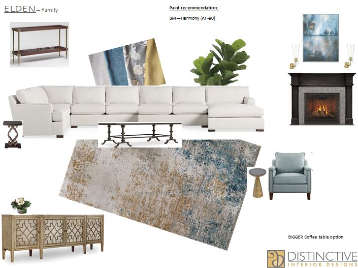Family Room Design Deck Page
