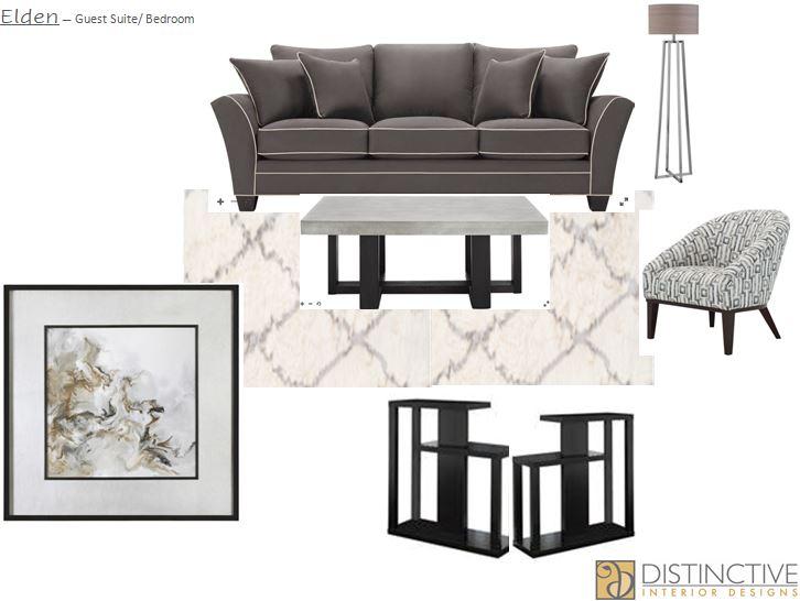 Guest Suite Design Deck